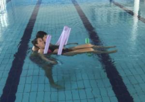 idrokinesiterapia piscina cervicalgia