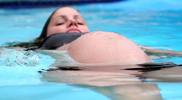 Idroterapia pre-parto e post-parto