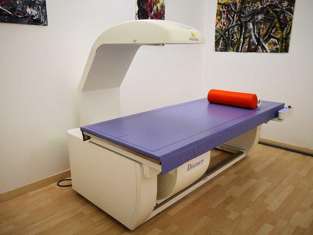 Densitometria ossea – Dexa/Moc