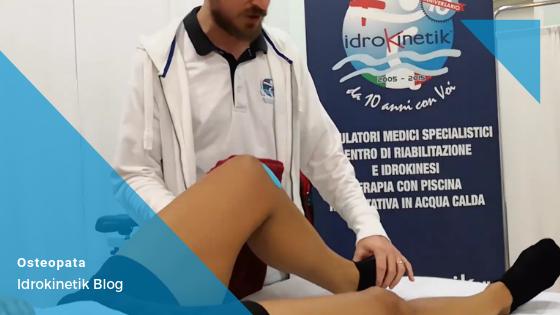 Osteopata: chi è e come può aiutarti nel sollievo del dolore fisico