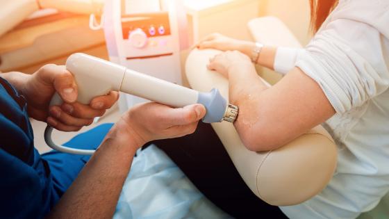 Terapia Onda d'Urto Radiale spiegata in modo semplice