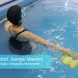 Il lavoro in team e il beneficio della riabilitazione in acqua
